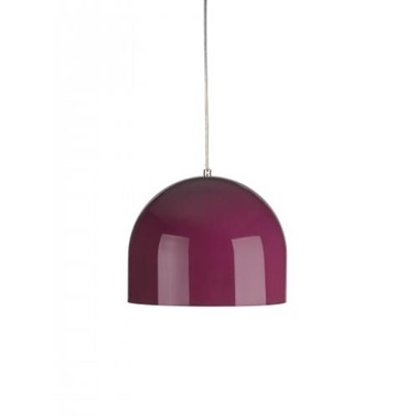 Philips Massive Pippijn Pendant Purple 1X60W 230V - (40812/96/10) Mor
